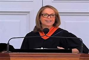 Katie Couric's Whiny Graduation Speech: 'Mistreated' and ...