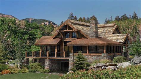Best Luxury Log Home Best Log Cabin Home Plans, Design A
