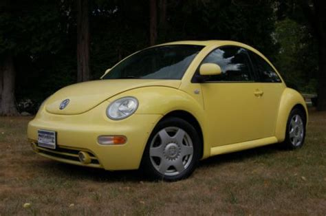 find used 2000 volkswagen beetle glx 1 8l turbo no reseve vw in hanover massachusetts united