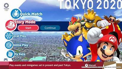 Sonic Mario Tokyo Olympic Games Worth Exchange