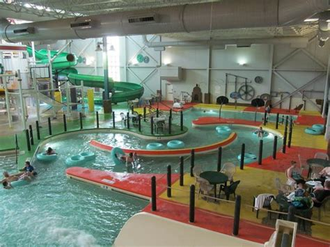 Lazy Creek and Basketball Pool - Picture of Grand Harbor ...