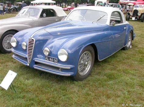 1939 Alfa Romeo 6c 2500 Super Sport Alfa Romeo
