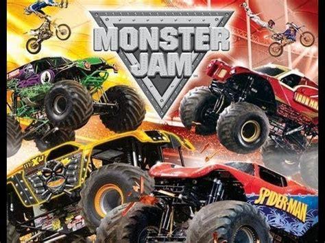 monster truck jam tickets monster jam 2013 gelredome arnhem youtube