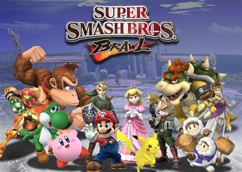 Nostalgia Video Gaming — The 'super Smash Bros Series