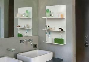 Etagere Salle De Bain But : tag re murale salle de bain le lot de 4 teebooks ~ Teatrodelosmanantiales.com Idées de Décoration