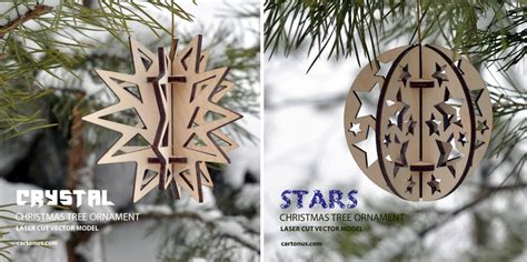 decorate   holidays   festive laser cut ideas