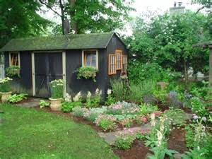 house plans with attached guest house backyard garden sheds landscaping network