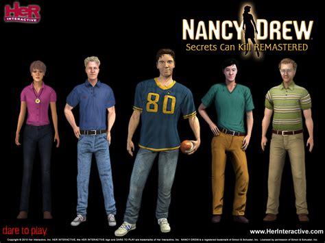 Buy Nancy Drew Secrets Can Kill Remastered Her Interactive