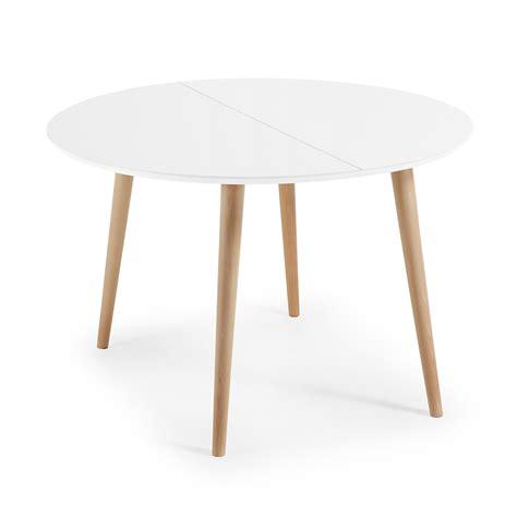 Runde Tische Ausziehbar by Runder Tisch Ausziehbar Aus Holz In Modernem Design Upama