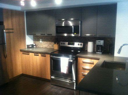 kitchen cabinets toronto eleven st joseph furnished apartments david greenaway 1518