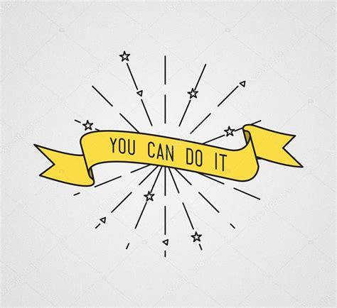 inspirational illustration motivational