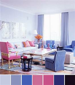 design darling color palette With blue pink living room ideas