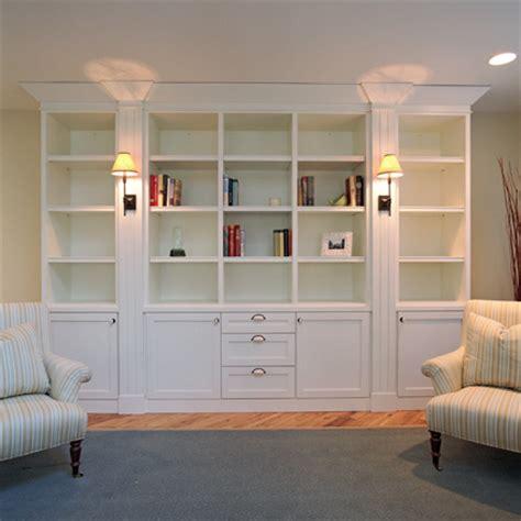 built in bookcases built in bookshelves plans woodworker magazine