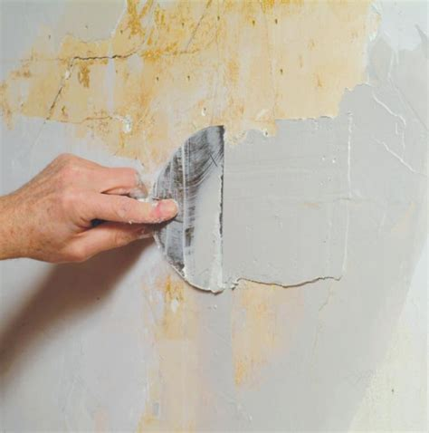 patch plaster walls repairing plaster walls