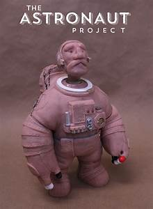 Independent Study Project: Astronaut Toy on RISD Portfolios