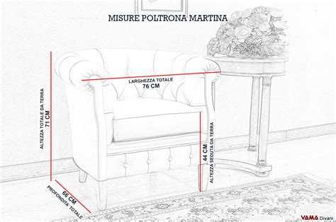 Poltroncina Per Camera Da Letto Classica, Prezzi E Misure