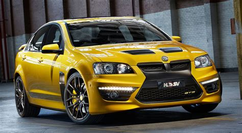 Holden Vehicles by Hsv Gts 25th Anniversary By Holden Special Vehicles