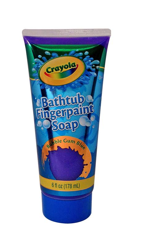 Finger Paint Bath Soap by Crayola Fingerpaint Soap On Student Show