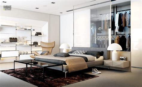 Bauhaus Style Home With Interior Glass Walls by Bauhaus Prosto Przestronnie I Funkcjonalnie Porady