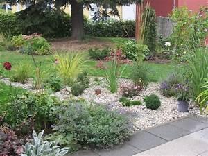 Immergrüne Pflanzen Für Kiesbeet : projekt kiesbeet bergblumengarten ~ A.2002-acura-tl-radio.info Haus und Dekorationen