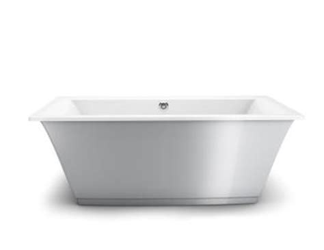 Maax Freestanding Tub by Maax 105742 000 Optik 6636 F Freestanding Soaker Tub