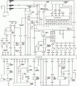 12  1995 Nissan Truck Wiring Diagram