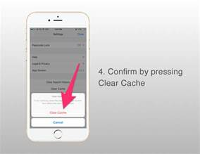 clearing iphone storage how to clear dropbox cache on iphone or to free up