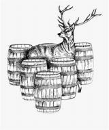 Whiskey Drawing Line Sketch Scotch Netclipart sketch template