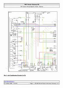 2007 Honda Odyssey Window Wiring Diagram