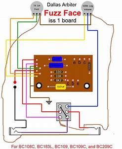 Fuzz Face Wiring Diagram