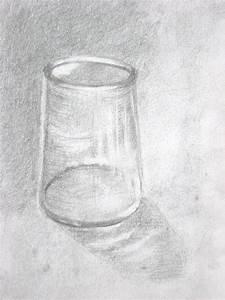 Comment Faire Du Verre : comment dessiner la transparence du verre au crayon ~ Melissatoandfro.com Idées de Décoration