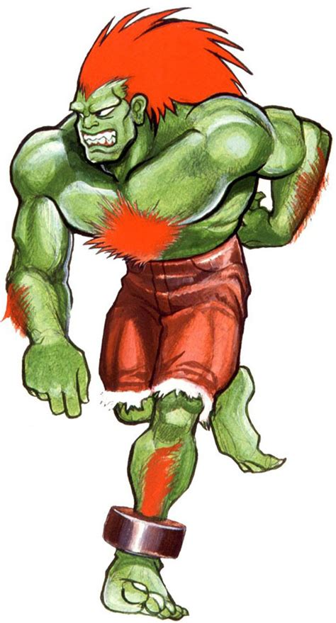 Fan Art Cosplays Official Art And Infos About Blanka
