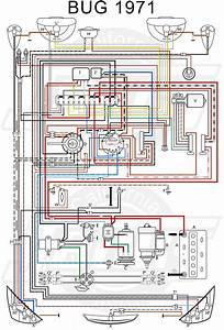 Vw Tech Article 1971 Wiring Diagram