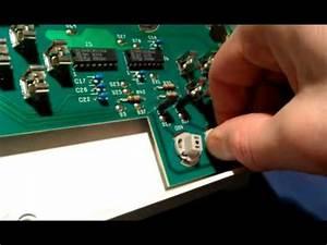Replacing Light Bulbs On Chrysler Instrument Panel
