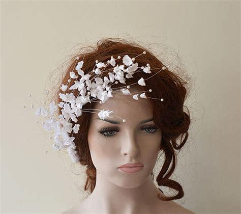 wedding flower hair combs wedding hair accessories