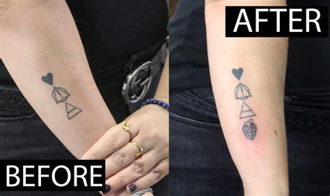 I Got A Tiny Tat From Celeb Tattoo Artist Romeo Lacoste Galore