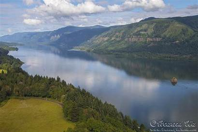 River Columbia Gorge Indian Oregon Helens St