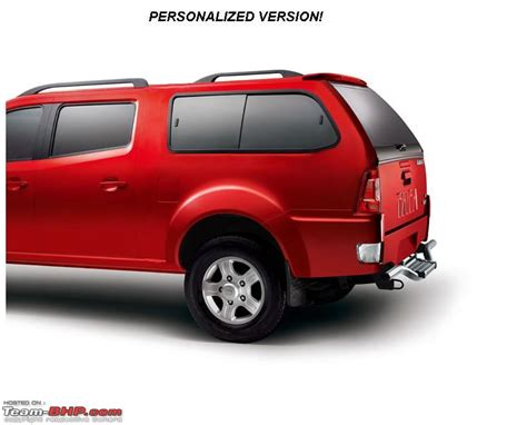 Tata Xenon Picture by Scoop Tata Xenon Pictures Edit Now Launched Page