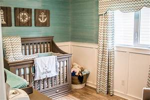 Lucah's Coastal Inspired Nursery - Project Nursery