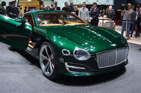 New Car by Bentley Previews Future Sports Car With Stunning New