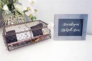 Box Für Sitzauflagen : die survival notfall box f r den br utigam liebe zur hochzeit ~ Orissabook.com Haus und Dekorationen