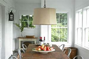 Framing the table a perfect pendant for family gatherings