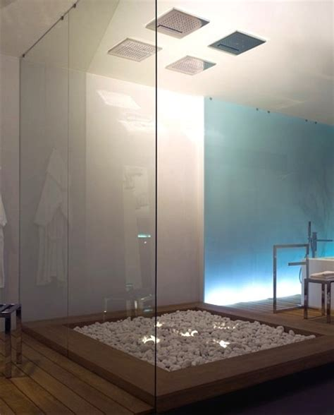 open glass shower open glass shower bathroom pinterest