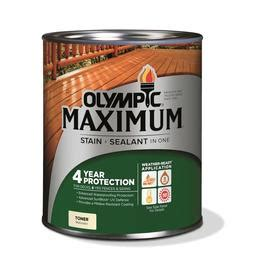 shop olympic maximum canyon brown semi transparent