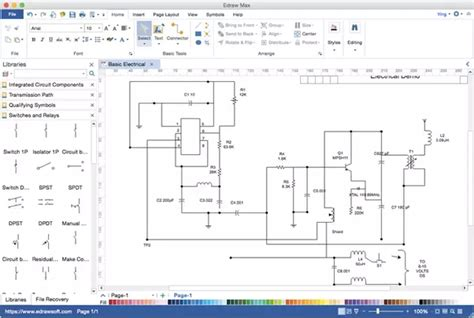 what is a free software for drawing electrical circuits on windows 8 1 quora