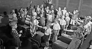 Man Freaks Out When School Lets Kids Sit for Pledge of ...