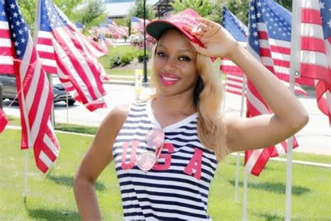 black conservative  twitter star melissa  account