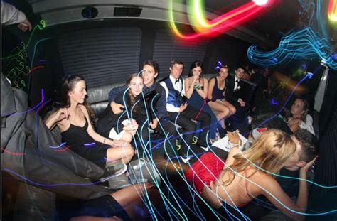 party bus prom my first prom kama hagar
