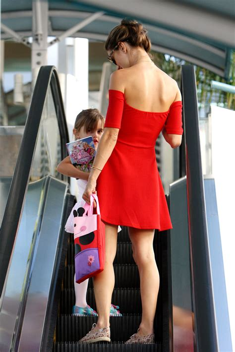 Alessandra Ambrosio Takes Her Daughter Anja Ballet