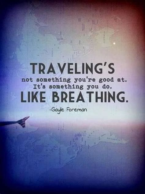 inspirational travel quote  start